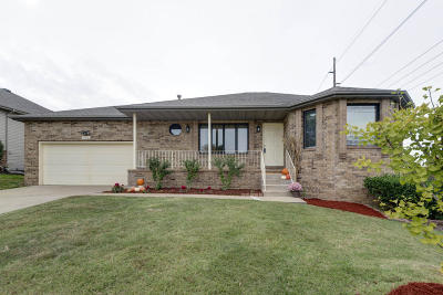 Springfield Single Family Home For Sale: 5413 South Westwood Avenue