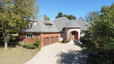 Nixa Single Family Home For Sale: 3109 Winged Foot Drive