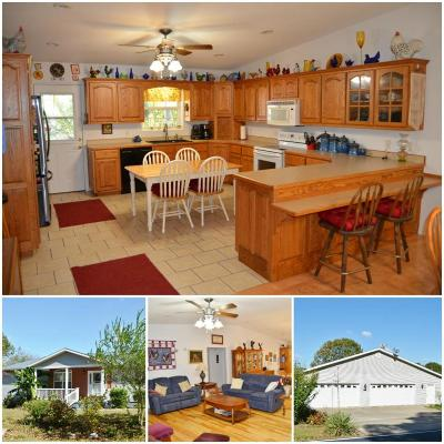 Single Family Home For Sale: 25354 Central Drive