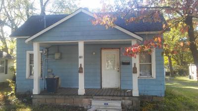 Springfield Single Family Home For Sale: 821 North Warren Avenue