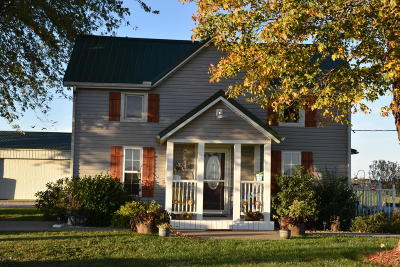 Urbana Single Family Home For Sale: 24951 Co Rd 302