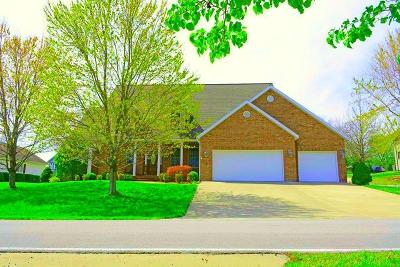 Branson West, Reeds Spring Single Family Home For Sale: 362 Hidden Shores Drive