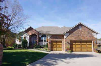Ozark MO Single Family Home For Sale: $366,500