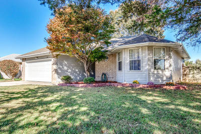 Springfield MO Single Family Home For Sale: $135,000