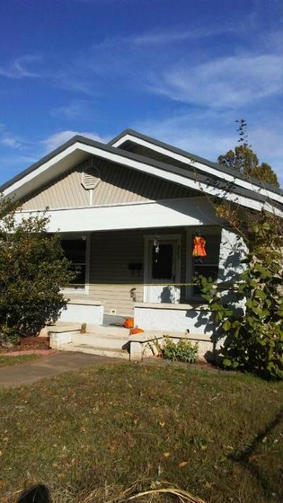 Monett Single Family Home For Sale: 215 North Central Avenue