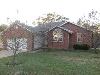 Fordland Single Family Home For Sale: 431 Elm Street