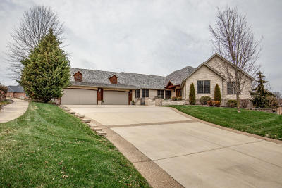Nixa Single Family Home For Sale: 8204 Quail Ridge Court