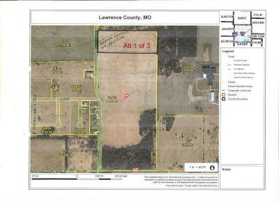 Marionville Residential Lots & Land For Sale: Tbd Lawrence 1232