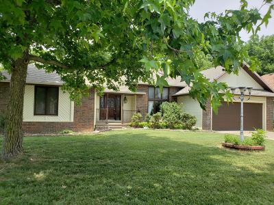 Springfield MO Single Family Home For Sale: $239,900