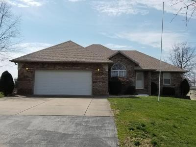 Ozark Single Family Home For Sale: 172 Trout Road