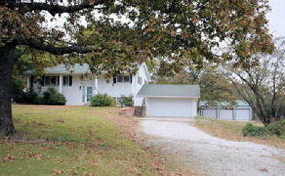 Joplin Single Family Home For Sale: 2701 South Country Club Drive