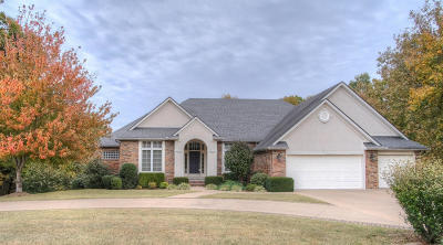 Joplin Single Family Home For Sale: 3701 Fawn Trail