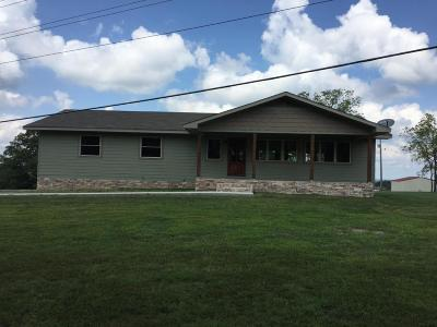 Reeds Spring Single Family Home For Sale: 4877 East State Highway 248