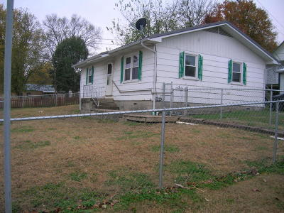 Stockton Single Family Home For Sale: 301 South Bryant Street