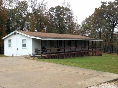 Bolivar Single Family Home Active w/Contingency: 1033 East 368th Road