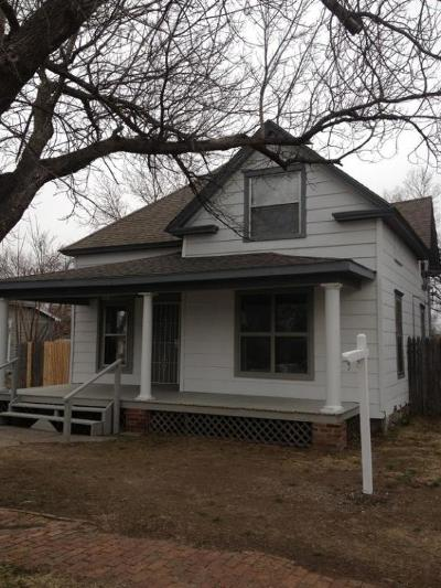 Joplin Multi Family Home For Sale: 1823 South Wall Avenue
