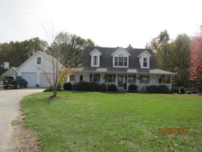 Rogersville Single Family Home For Sale: 260 Peck Hill Road