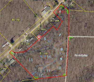 Reeds Spring Residential Lots & Land For Sale: Tbd Dogwood Mountain