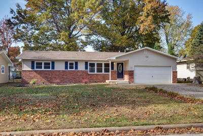 Springfield MO Single Family Home For Sale: $119,900