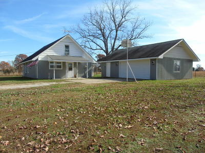 Taneyville Single Family Home For Sale: 132 Landon Road