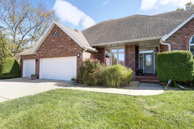 Springfield MO Single Family Home Sold: $414,900