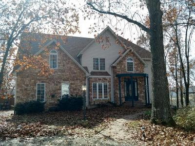 Galena Single Family Home For Sale: 1020 Rivermeade Loop