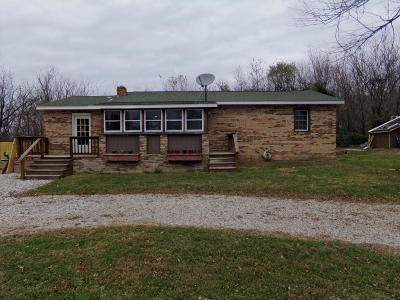 Rogersville Single Family Home For Sale: 4031 State Hwy B