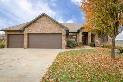 Nixa Single Family Home For Sale: 247 Majestic Oak