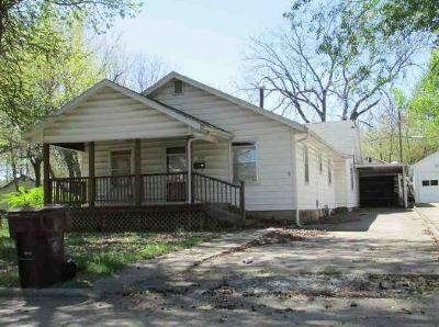 Springfield MO Single Family Home For Sale: $58,065