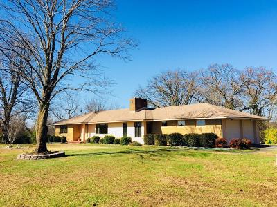 Cassville Single Family Home For Sale: 805 Old Exeter Road