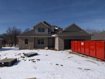 Strafford Single Family Home For Sale: 604 North Vermillion Drive