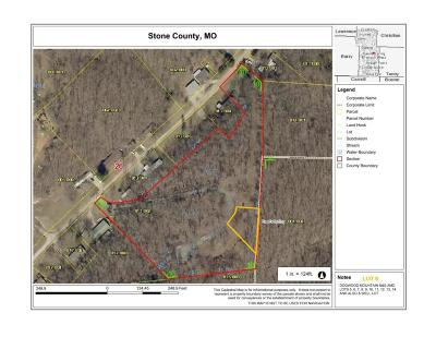 Reeds Spring Residential Lots & Land For Sale: Lot 9 Dogwood Mountain