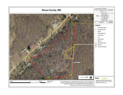 Reeds Spring Residential Lots & Land For Sale: Lot 8 Dogwood Mountain
