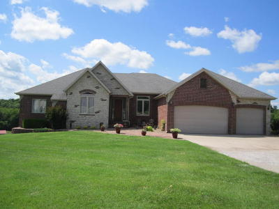 Rogersville Single Family Home For Sale: 211 Churchill Village