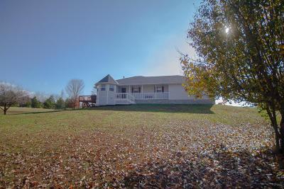 Rogersville Single Family Home For Sale: 5254 East Farm Road 192