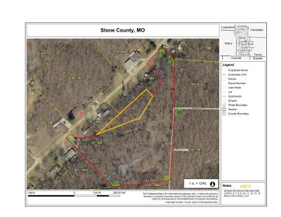 Reeds Spring Residential Lots & Land For Sale: Lot 5 Dogwood Mountain