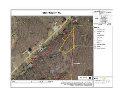 Reeds Spring Residential Lots & Land For Sale: Lot 7 Dogwood Mountain