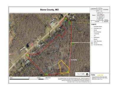 Reeds Spring Residential Lots & Land For Sale: Lot 10 Dogwood Mountain