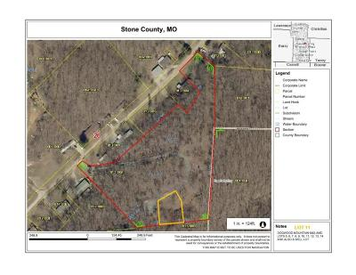 Reeds Spring Residential Lots & Land For Sale: Lot 11 Dogwood Mountain