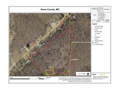 Reeds Spring Residential Lots & Land For Sale: Lot 12 Dogwood Mountain