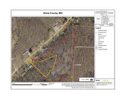 Reeds Spring Residential Lots & Land For Sale: Lot 13 Dogwood Mountain