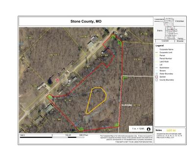 Reeds Spring Residential Lots & Land For Sale: Lot 14 Dogwood Mountain