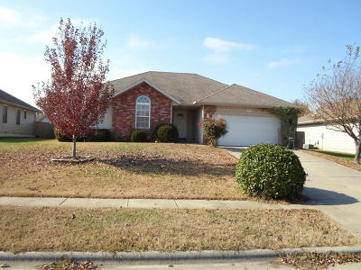 Springfield MO Single Family Home For Sale: $125,000
