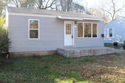 Springfield MO Single Family Home For Sale: $43,500