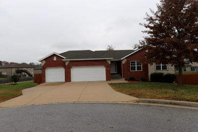 Nixa Single Family Home For Sale: 1126 West Westwood Court
