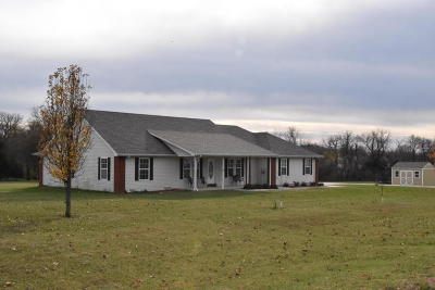 Bolivar Single Family Home For Sale: 4432 South 88th Road