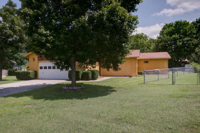 Branson Single Family Home For Sale: 624 Parnell Circle