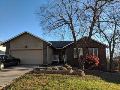 Springfield MO Single Family Home For Sale: $185,000
