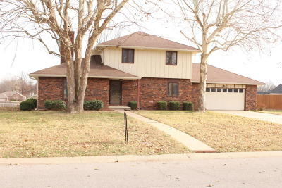 Joplin Single Family Home For Sale: 3311 South McConnell