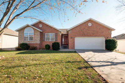 Nixa Single Family Home For Sale: 986 South Pasture Drive